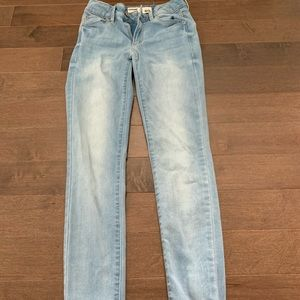 Garage Fitted Skinny Jeans